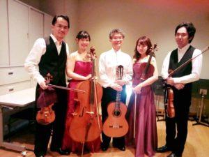 第16回「石井 弘クラシックギター名曲コンサート」を開催しました。