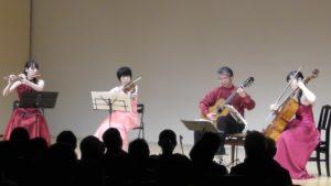なすびの花の会「石井 弘クラシックギターコンサート」盛会のうちに終了しました。